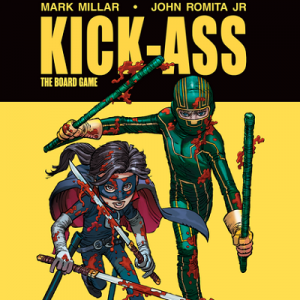 Kick-Ass - Cover