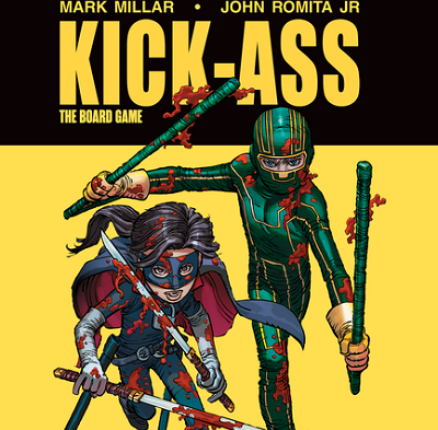 Kick-Ass - Cover