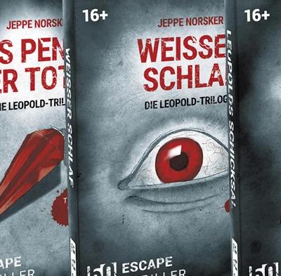 Leopold-Trilogie - Cover