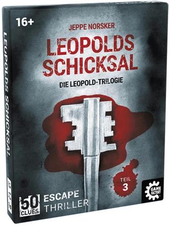 Leopolds Schicksal - Leopold-Trilogie - Teil 3