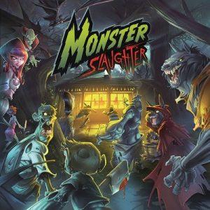 Monster Slaughter Cover