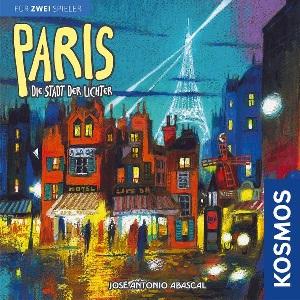 Paris Stadt der Lichter