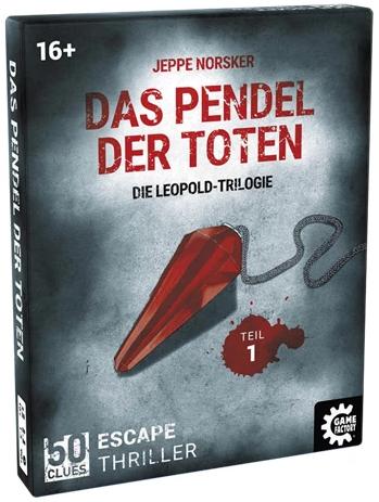 Pendel der Toten - Leopold-Trilogie - Teil 1