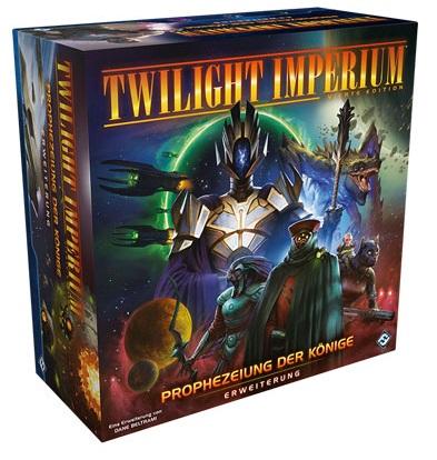 Twilight Imperium Prophezeihung der Könige - Erweiterung - Box