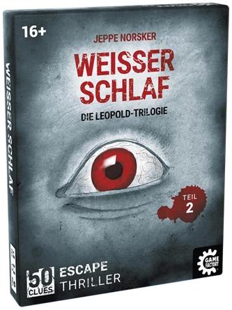 Weißer Schlaf - Leopold-Trilogie- Teil 2