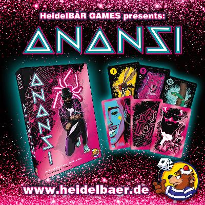 Ansansi - Ankündigung