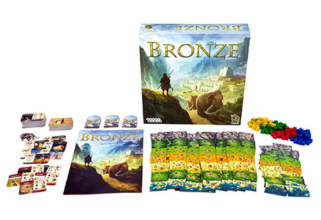 Bronze - Spielsituation