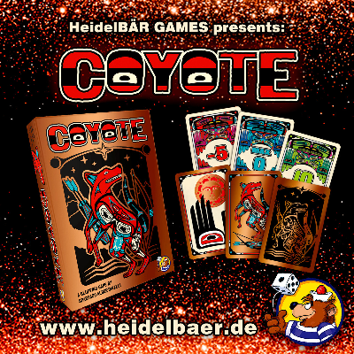Coyote - Ankündigung