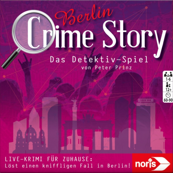 Crime Story Berlin - Cover