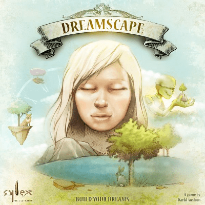 Dreamscape - Cover
