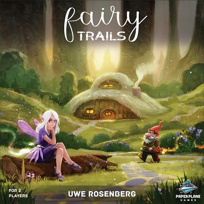 Fairy Trails - Cover