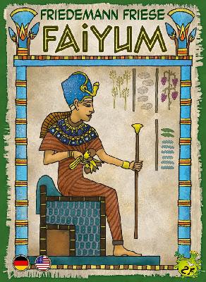 Faiyum - Cover - 2F Spiele