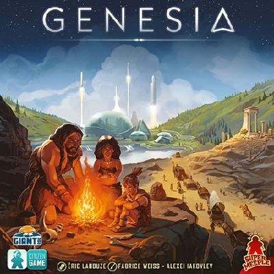 Genesia - Cover