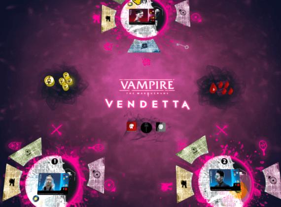 Tricon - Vampire Vendetta