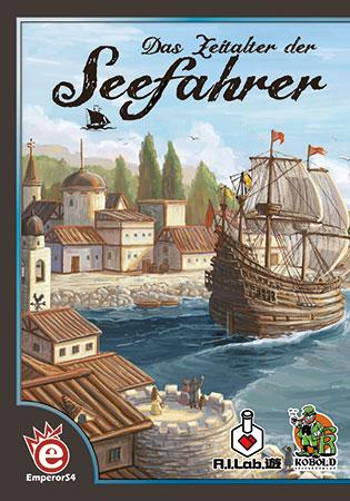 Zeitalter der Seefahrer - Cover