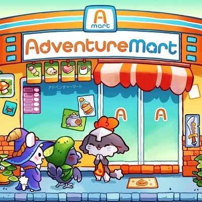 Adventure Mart - Cover