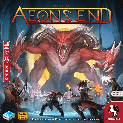Aeons End - Cover