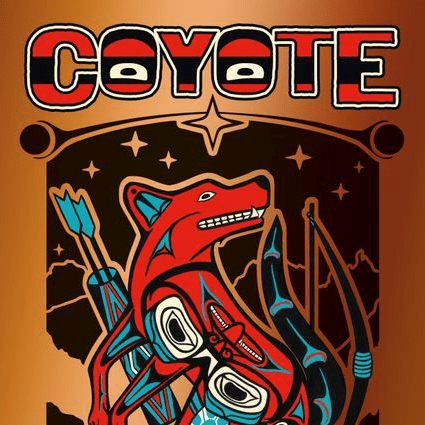 Coyote - Cover