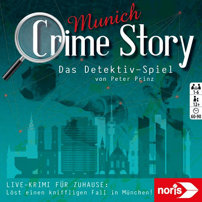Crime Story Munich