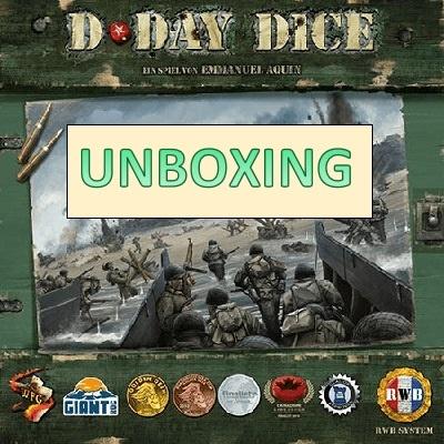 D-Day-Dice-Unboxing-Vorschau