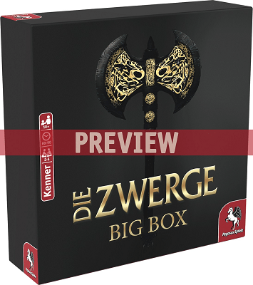 Die Zwerge Big Box - Cover