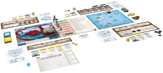 Forgotten Waters - Spielsituation SPIEL.digital