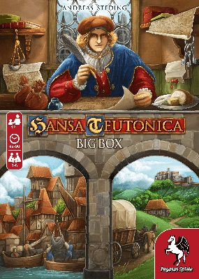 Hansa Teutonica Big Box - Cover