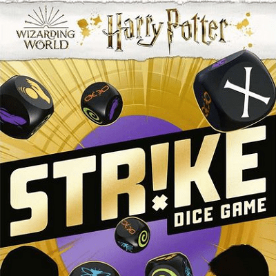 Harry Potter Strike - Cover