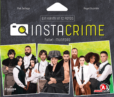 Instacrime - Cover