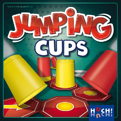 Jumping Cups - Cover