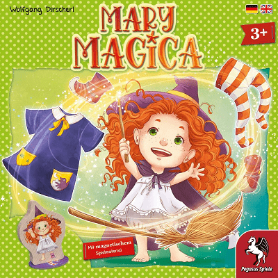 Mary Magica - Cover