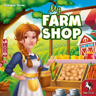 My Farm Shop - Cover