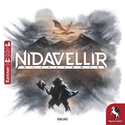 Nidavellir - Cover