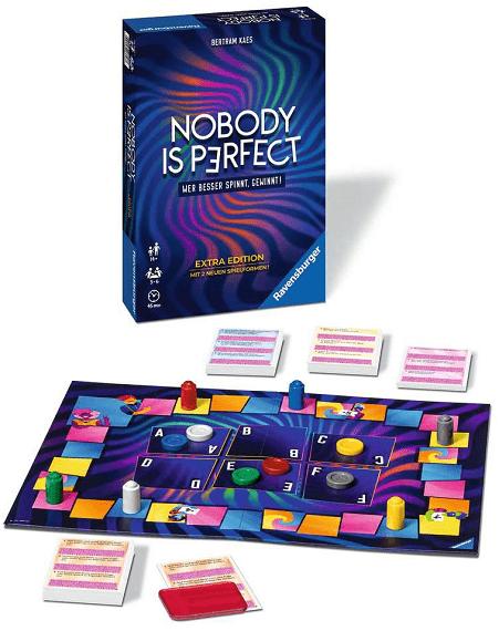 Nobody is perfect Spielvorschau