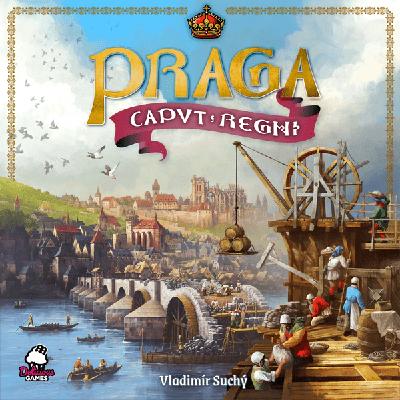 Praga Caput Regni - Cover