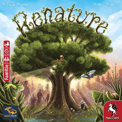 Renature - Cover