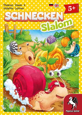 Schneckenslalom - Cover
