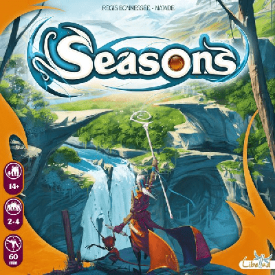 Seasons - Cover