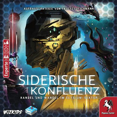 Siderische Konfluenz - Cover