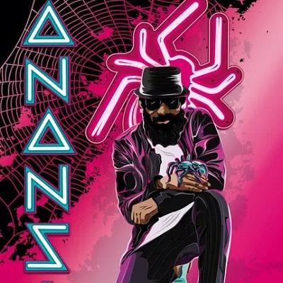 Anansi - Cover - Vorschau
