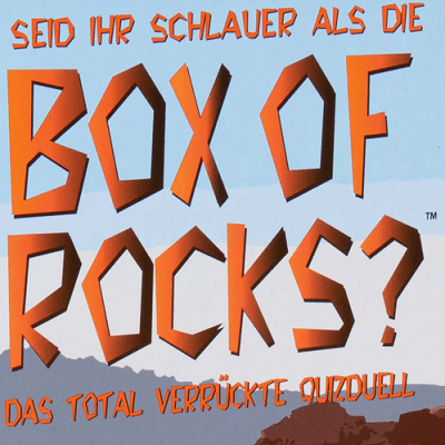 Box of Rocks - Cover