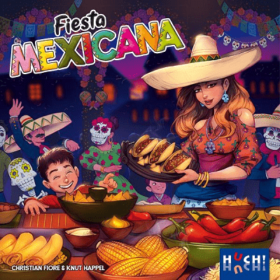 Fiesta Mexicana - Cover