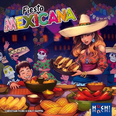 Fiesta Mexicana - Cover