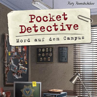 Pocket Detective - Cover