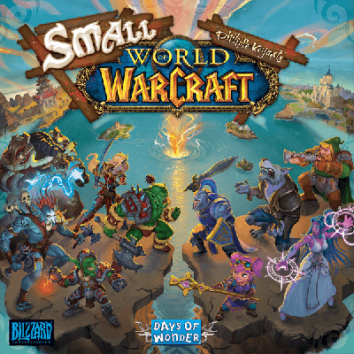 Small World of Warcraft - Cover