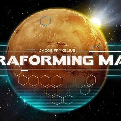 Terraforming Mars App - Titelbild