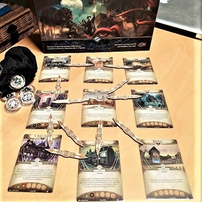 Arkham Horror Connectors
