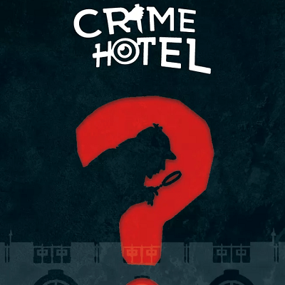 Crime Hotel - Cover