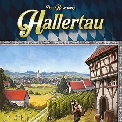 Hallertau - Cover