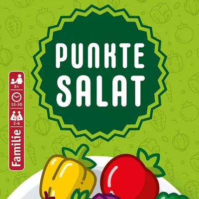 Punktesalat - Cover